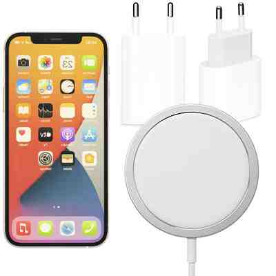 Comment charger iPhone 12 Pro Max ?