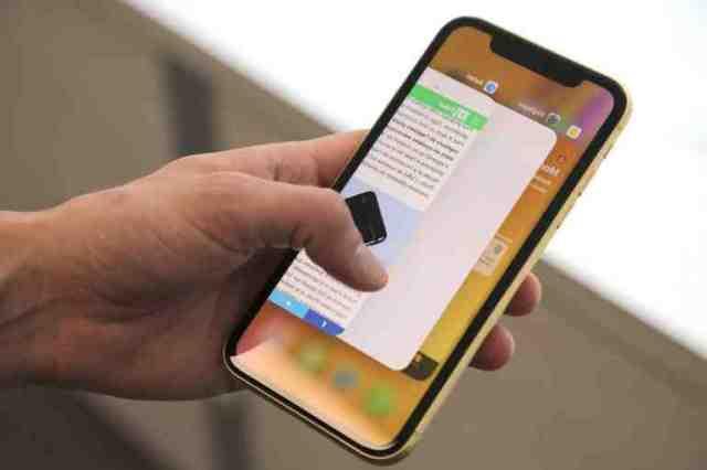 Comment déplacer le clavier sur iPhone ?