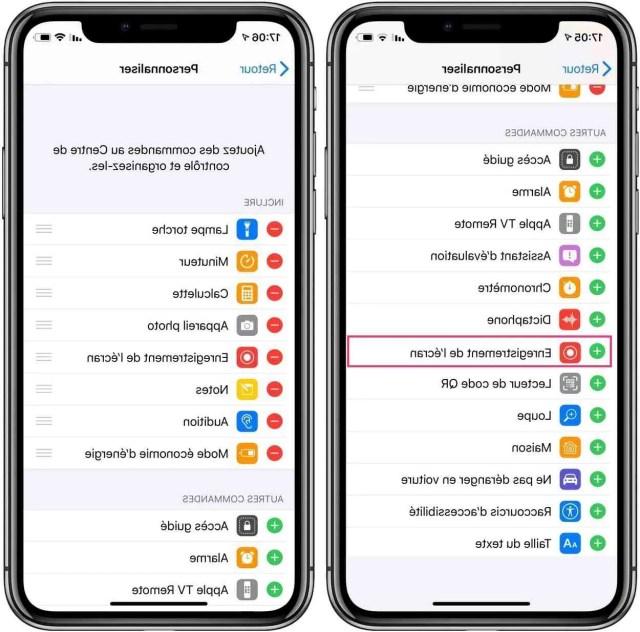 Comment enregistrer en vidéo son ecran iPhone ?