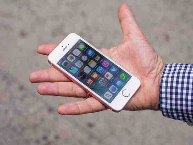 Comment est un iPhone 5S ?