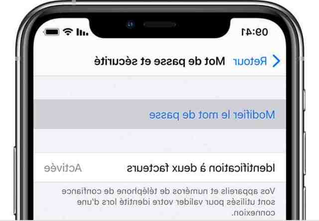 Comment faire quand on oublie son mot de passe iPhone ?