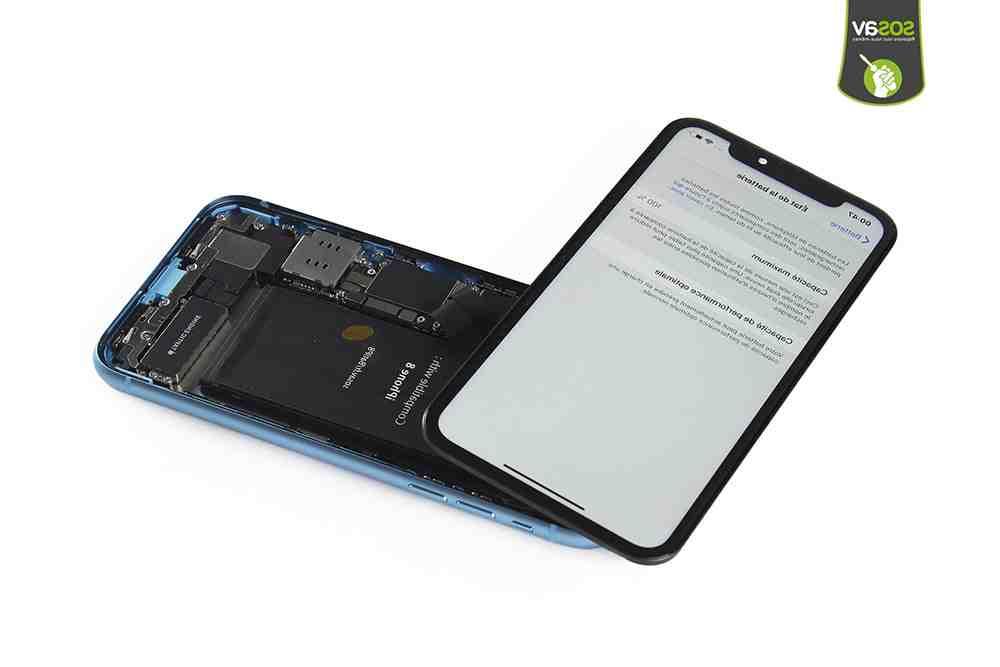 Comment forcer l'allumage d'un iPhone XR ?