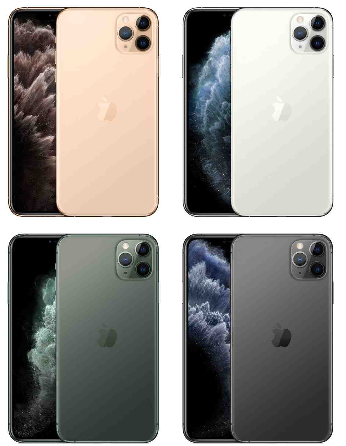 Comment ouvrir iPhone 11 Pro Max ?
