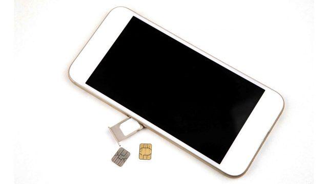 Comment ouvrir le boîtier de la carte SIM iPhone ?