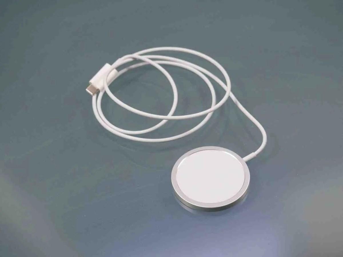 Comment recharger mon iPhone 12 mini ?