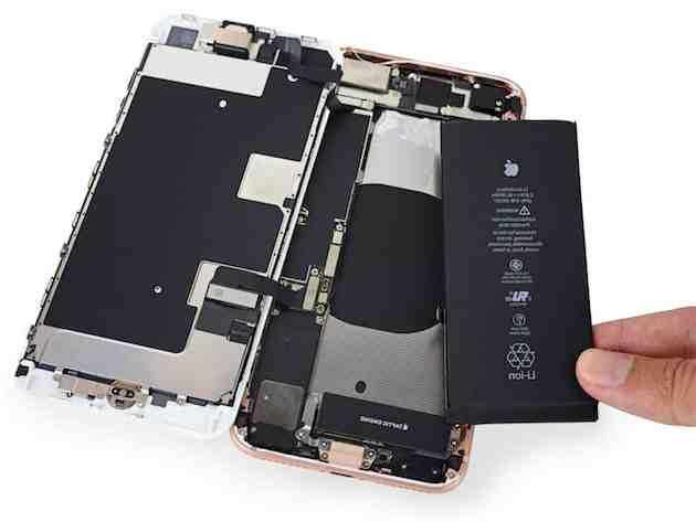 Comment reconnaître une batterie originale iPhone 6 ?