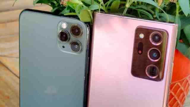 Comment régler l'appareil photo sur l'iPhone ?