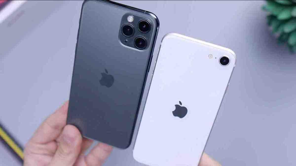 Comment retrouver ses applications sur un nouvel iPhone ?