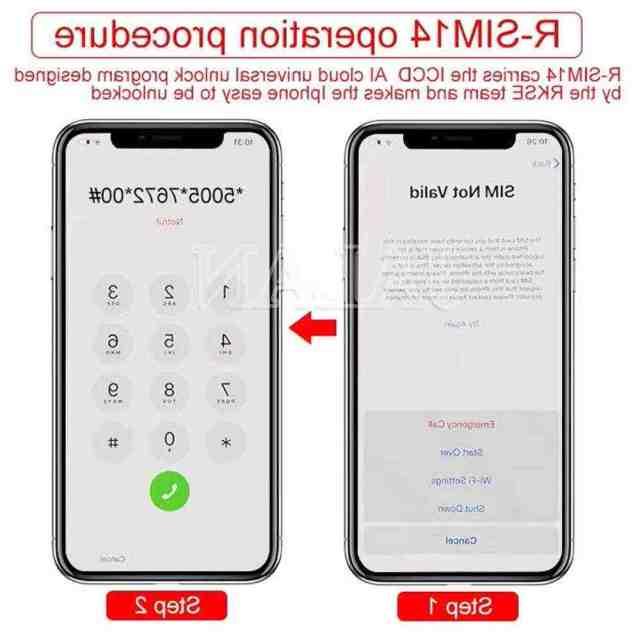 Comment vider un iPhone 5S sans carte SIM ?