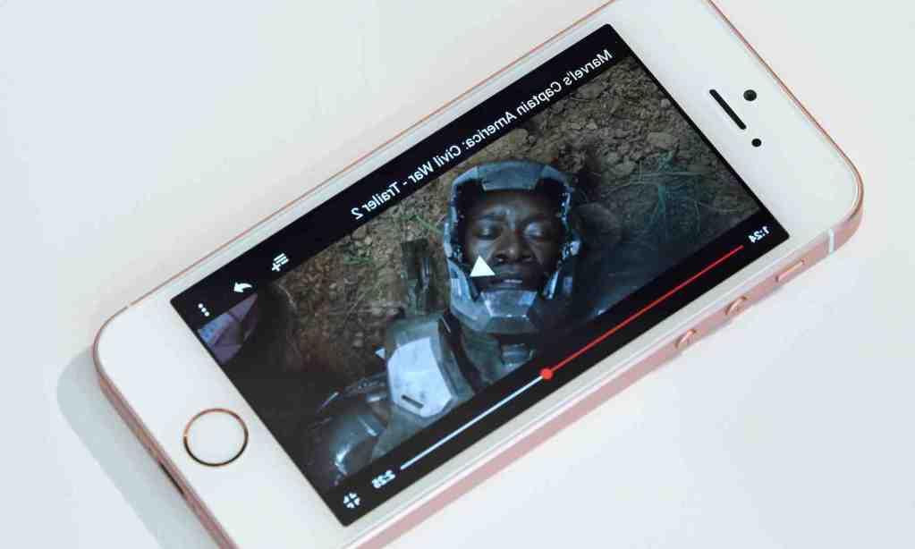 Différence d'écran entre l'Iphone 5 et le 5s