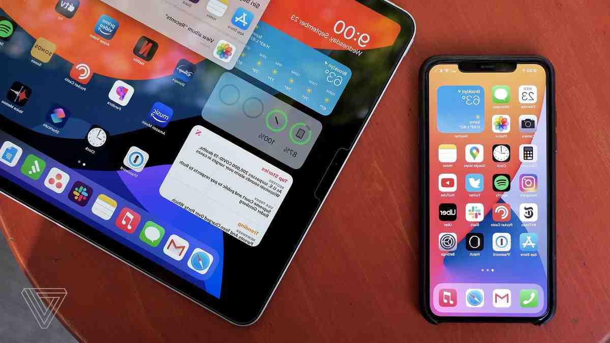 Est-ce que l'iPhone 8 à l'iOS 14 ?