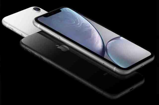 Est-ce que l'iPhone XR à l'empreinte ?