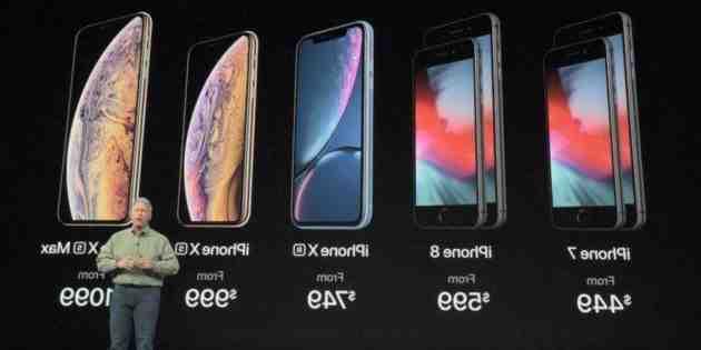 Est-ce que l'iPhone XR est grand ?