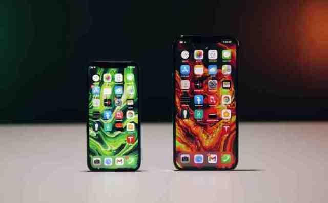 Est-ce que l'iPhone XR est plus grand que l'iPhone 8 plus ?