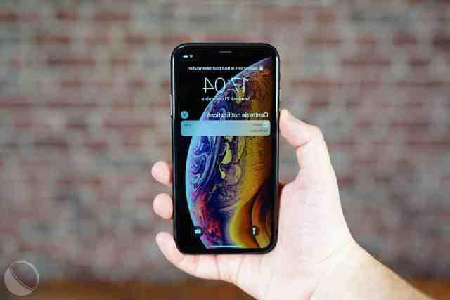 Est-ce que l'iPhone XR fait la 5G ?