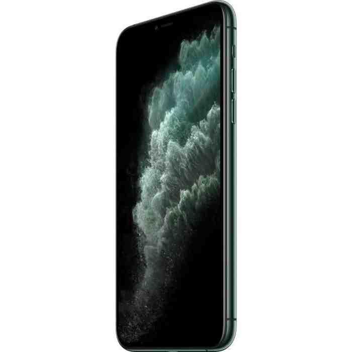 Hauteur maximale de l'Iphone 11 pro