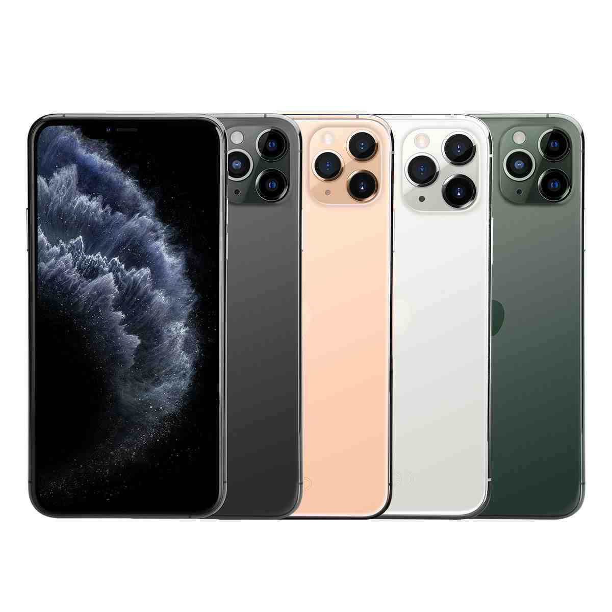 How much does iPhone 11 Pro Max cost in UK?