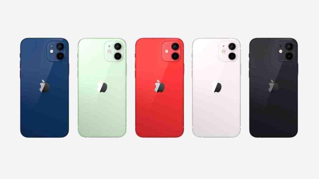Iphone 12 mini gratuit