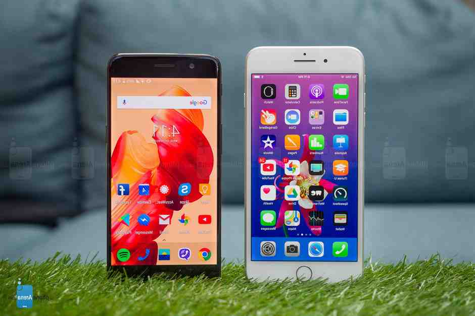 Iphone 5 vs iphone 8