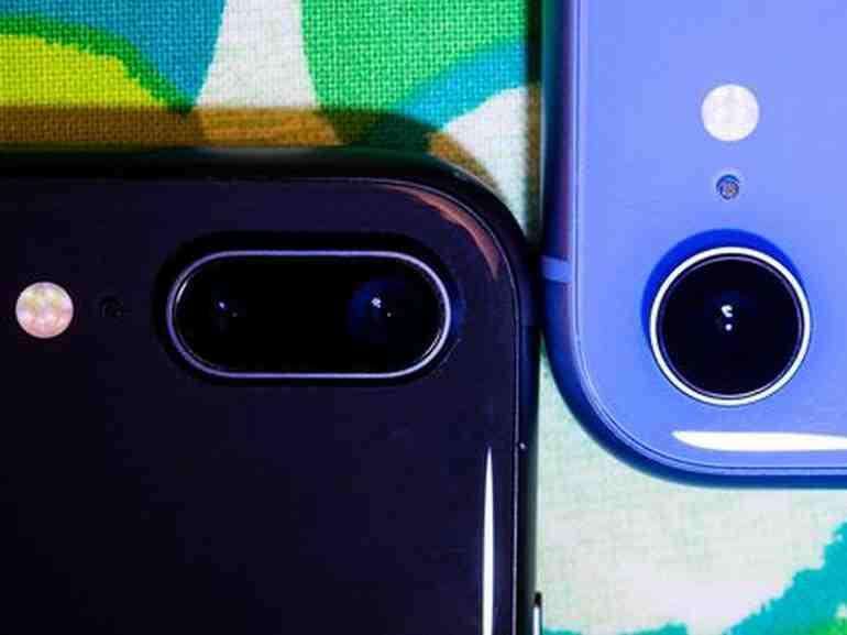 Iphone 8 plus versus iphone xr