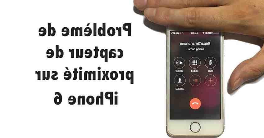 L'écran tactile de l'Iphone 5 ne fonctionne pas