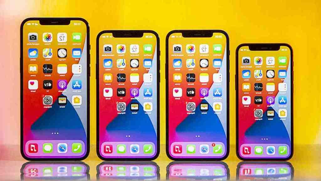 Longueur maximale de l'Iphone 12 pro