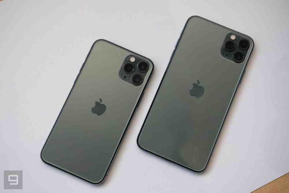 Nouveau prix de l'Iphone 11 pro max