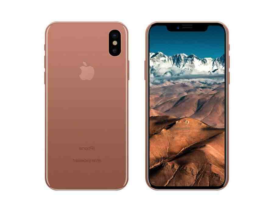 Nouveau prix de l'Iphone 8 plus