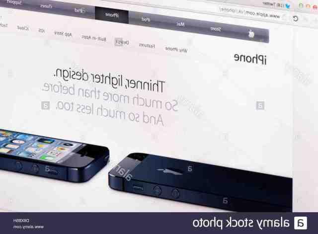 Où acheter iPhone 5 ?