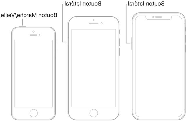 Où trouver paramètre sur iPhone 5 ?
