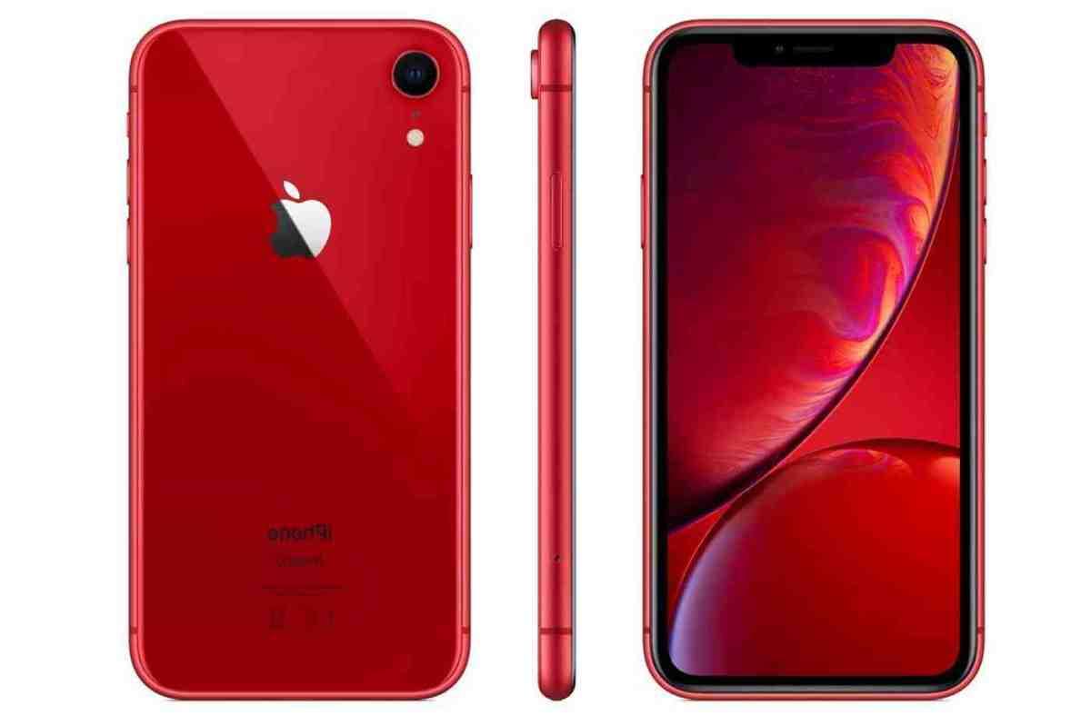 Où trouver un iPhone XR pas cher ?