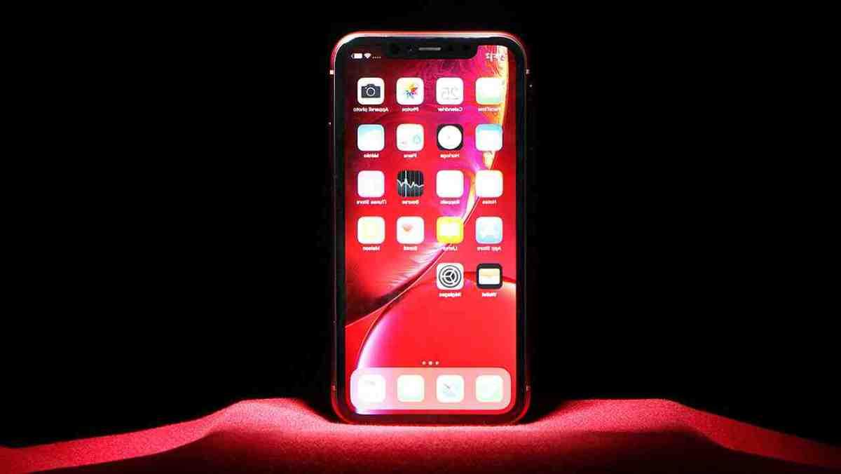 Pourquoi acheter l'iPhone XR ?