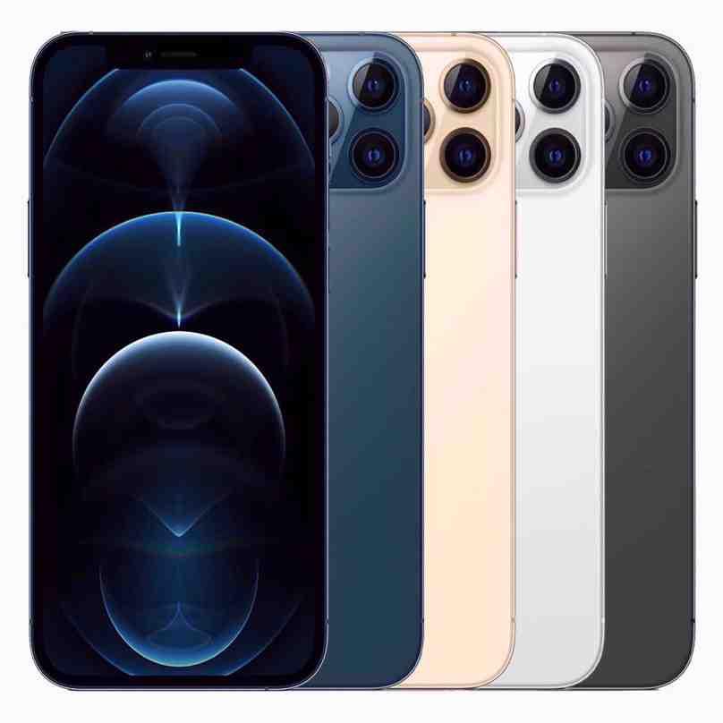 Pourquoi iPhone 12 Pro Max ?