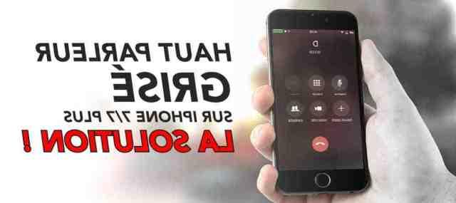 Pourquoi je n'entend pas quand on m'appelle iPhone ?
