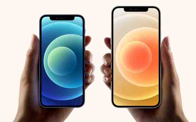 Pourquoi l'iPhone 12 Pro Max ?