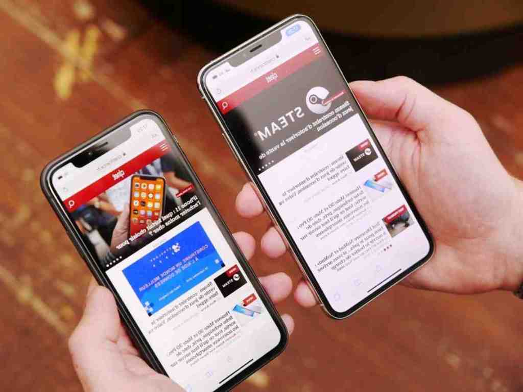 Pourquoi l'iphone 11 pro max est cher