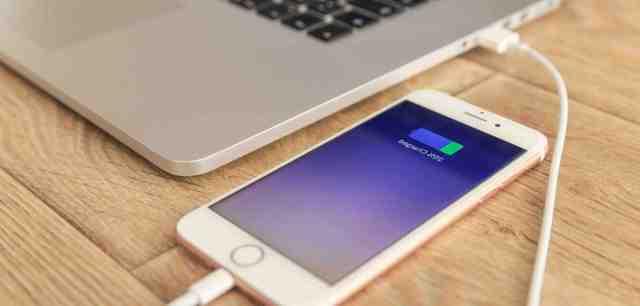 Pourquoi mon iPhone 5 ne charge plus ?