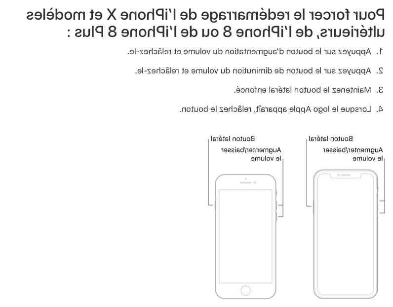 Pourquoi mon iPhone reste bloqué sur le logo Apple ?