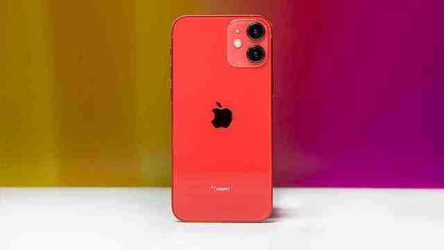 Pourquoi prendre iPhone 12 mini ?