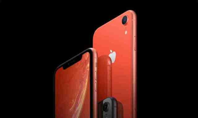 Pourquoi prendre l'iPhone XR ?