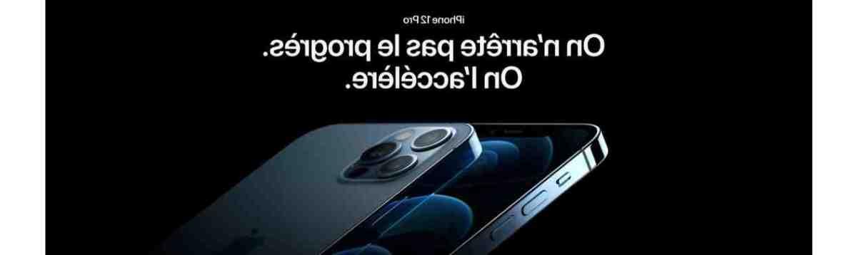Quand va sortir l'iPhone 13 ?