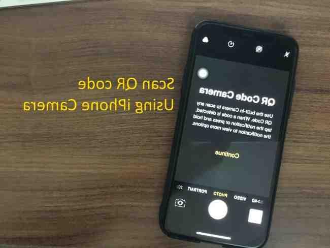 Quel QR Code choisir pour iPhone ?