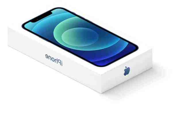 Quel adaptateur secteur pour iPhone 12 mini ?