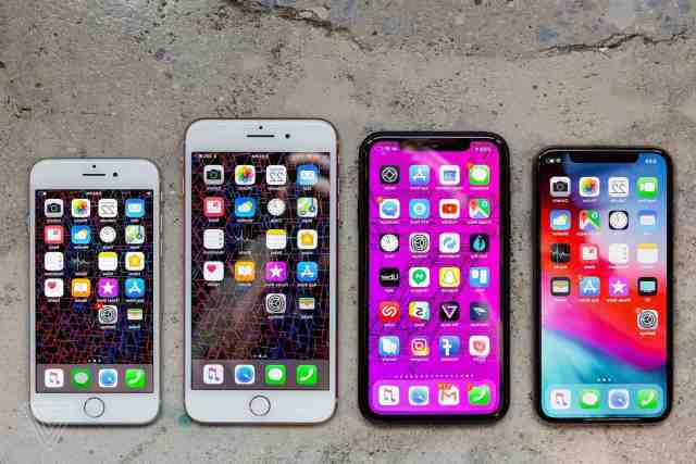Quel différence entre iPhone SE et iPhone 8 ?