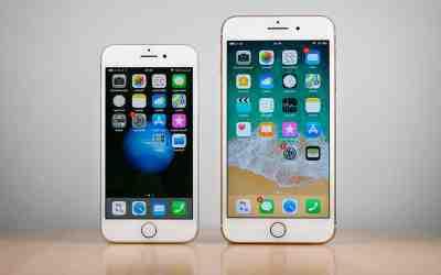 Quel est le meilleur entre l'iPhone 8 et l'iPhone 8 plus ?