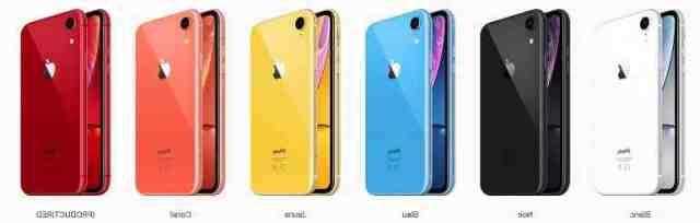 Quel est le meilleur iPhone X XR XS ?