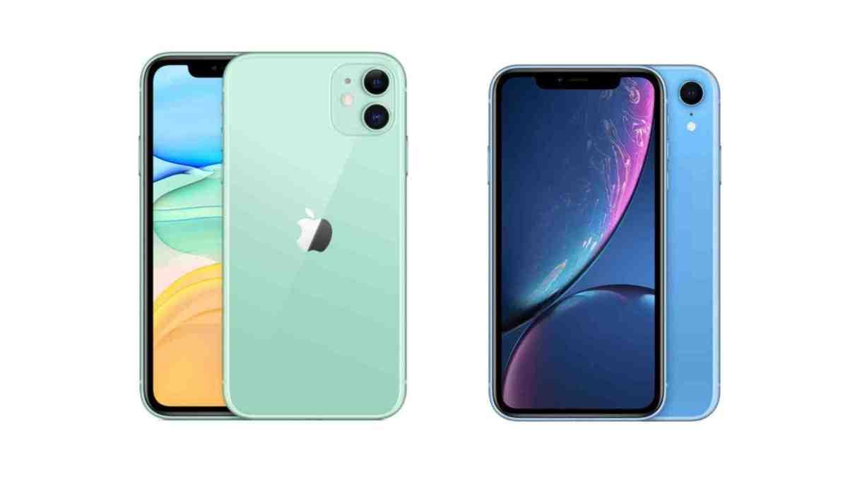 Quel est le meilleur iPhone entre le XR et le SE 2020 ?