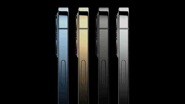 Quel est le prix de l'iPhone 12 Pro Max ?
