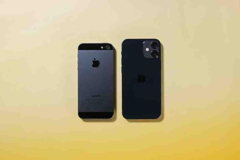 Quel est le prix de l'iPhone 12 mini ?