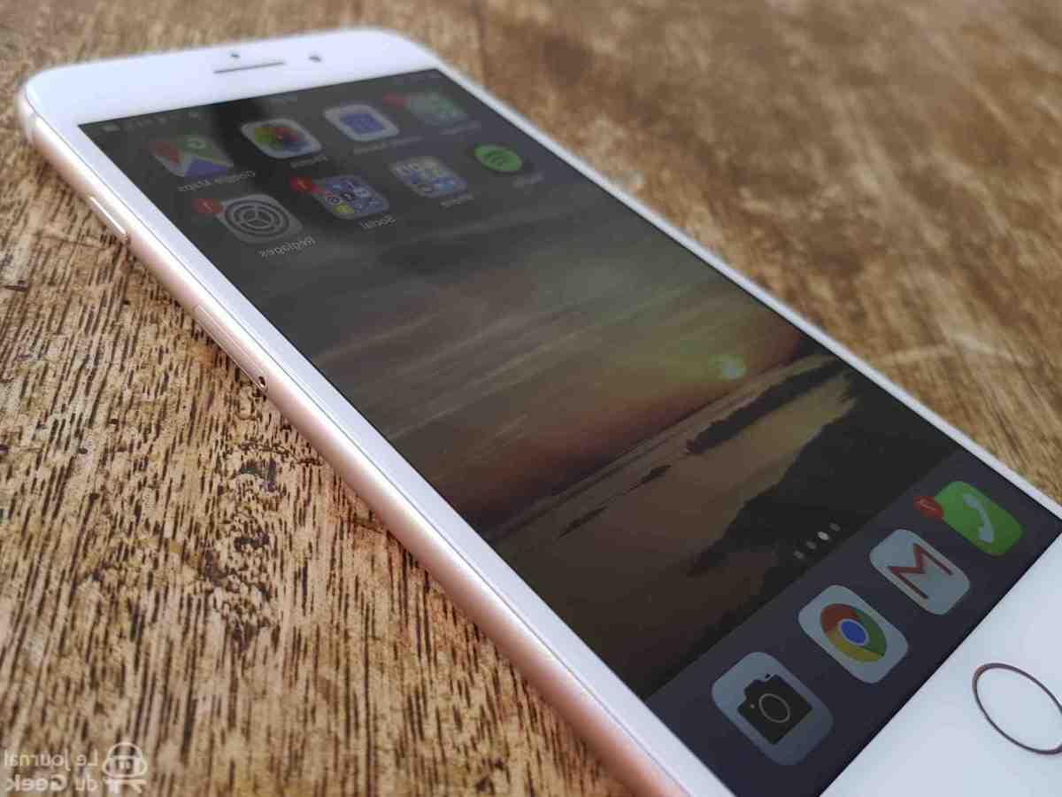 Quel est le prix de l'iPhone 8 plus neuf ?